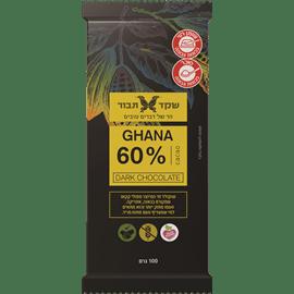 שוקולד תבור 60% גאנה