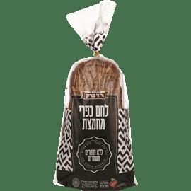 לחם כפרי מחמצת