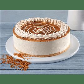 עוגת מוס ריבת חלב פרווה