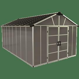מחסן יוקון 11X17.2 אפור