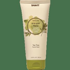 עץ התה סבון פנים
