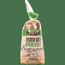 לחם מחמצת דגנים מלאים