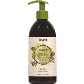 עץ התה סבון היגייני