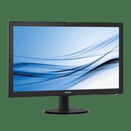 מסך מחשב 23.6  עם רמקול