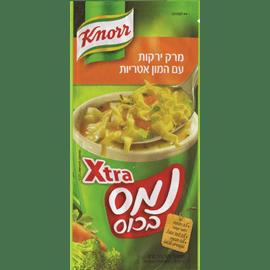 נמס בכוס ירקות אקסטרה