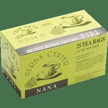 תה צמחים נענע