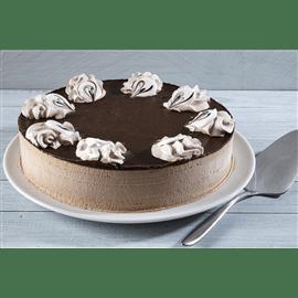 עוגת מוס שוקולד קלאסי