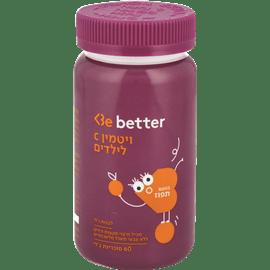 BE ויטמין C לילדים