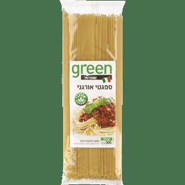 ספגטי אורגני גרין