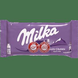 שוקולד חלב מילקה
