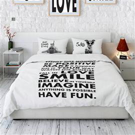 סט מצעים למיטה מתכווננת