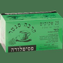תה צמחים פסיפלורה