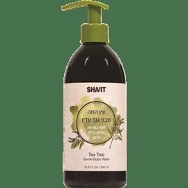 עץ התה סבון גוף עדין