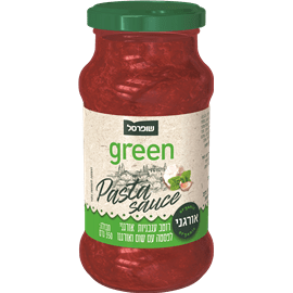רוטב עגבניות שום אורגני
