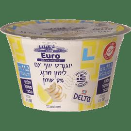 יוגורט עם לימון מרנג0%