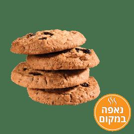 עוגיות קוקיס גרנולה