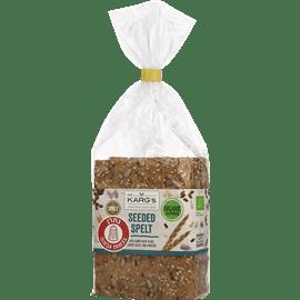 קרקר אורגני קמח כוסמין