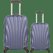 סט 2 מזוודות ABS 28+24