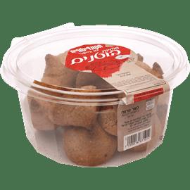 עוגיות בוטנים מצופה