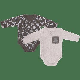 בגד גוף משולש בנים0-3