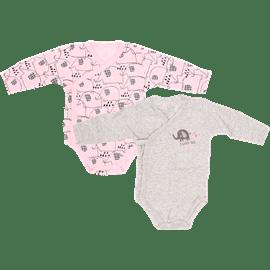 בגד גוף פיל בנות0-3