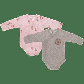 בגד גוף פלמינגו3-6