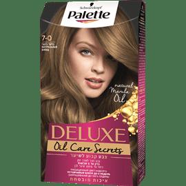 צבע לשיער פאלטה קיט 7-0