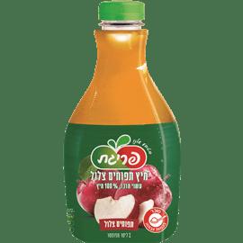 מיץ תפוחים צלול פריגת