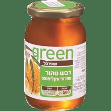 דבש מפרחי אקליפטוס גרין