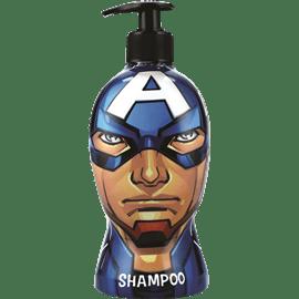 שמפו ילדים קפטן אמריקה