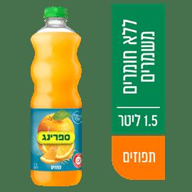 ספרינג משקה תפוזים