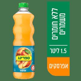 ספרינג משקה אפרסקים