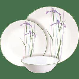 סט צלחות Iris vive