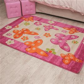 שטיח פרפרים גדול
