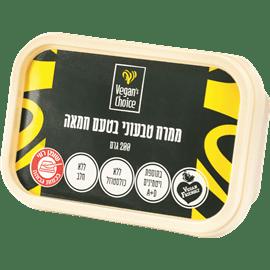 ממרח טבעוני בטעם חמאה