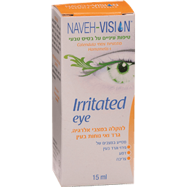 NAVEH VISION IRRIT.EYE 1