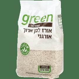 אורז לבן ארוך גרין