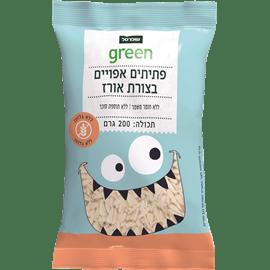 פתיתים אורז ללא גלוטן