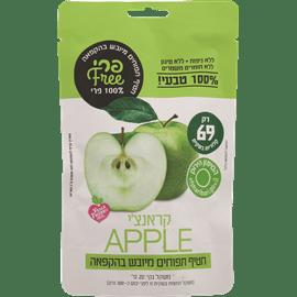 חטיף תפוחים קראנצי free