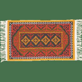 שטיח מודפס מונגוליה