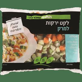 לקט ירקות למרק