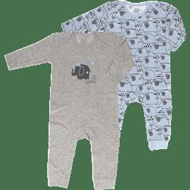 אוברול פיל בנים0-3