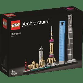 ארכיטקטורה שנגחאי