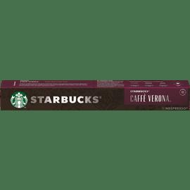 קפסולות Starbucks ורונה