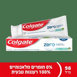 משחת שיניים זירו פפרמינט