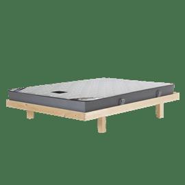 מיטה עץ מלא + מזרן