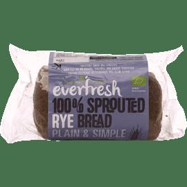 לחם שיפון נבוט אורגני