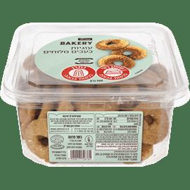 עוגיות כעכים מלוחים