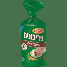 פריכונים מאורז מלא