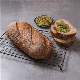 לחם שיפון אפוי